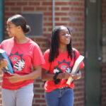 Marlee & Chimezie on Laney Campus